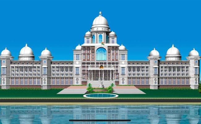 Who Will Construct New Telangana Secretariat?