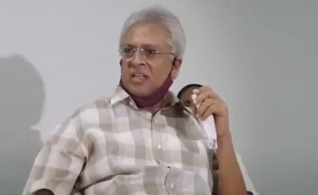 Vundavalli Back To His Anti-Jagan Rant