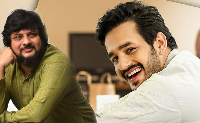 Akhil 'fully pumped' to start film with Surender Reddy