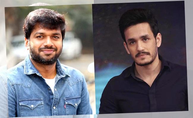 Anil Ravipudi To Team Up With Akhil Akkineni?