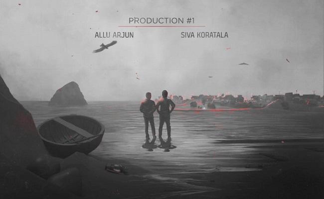 It's Official: Allu Arjun's Next With Koratala Siva