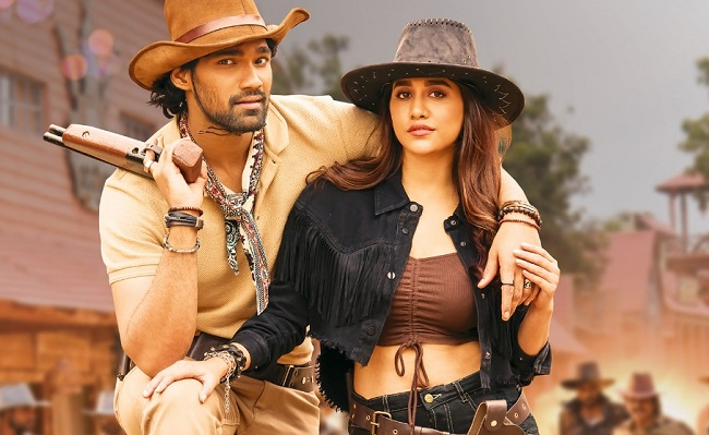 Hola Chica From Alludu Adhurs: Impressive Peppy Song