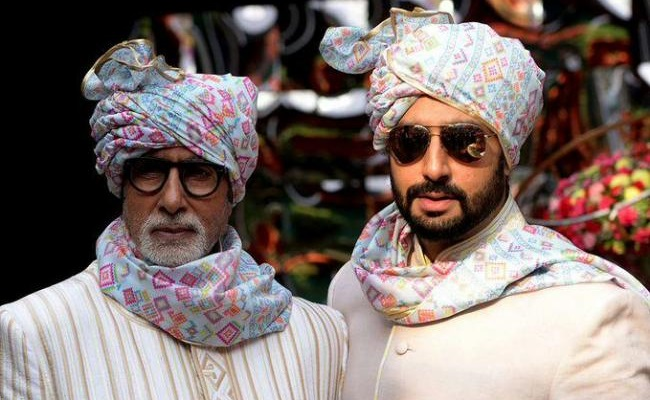 Abhishek tests positive for Covid-19 after Amitabh