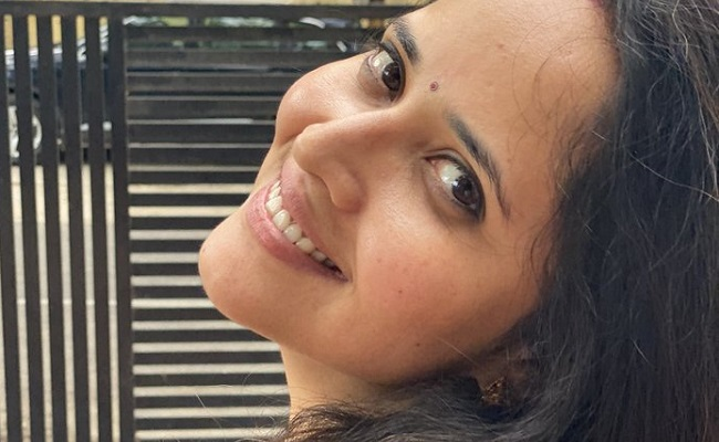 Drinking Wine is Anasuya's Beauty Secret!