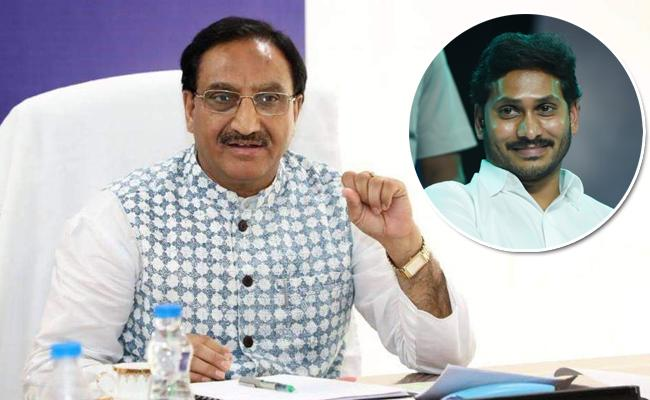 Centre pats Jagan for education reforms
