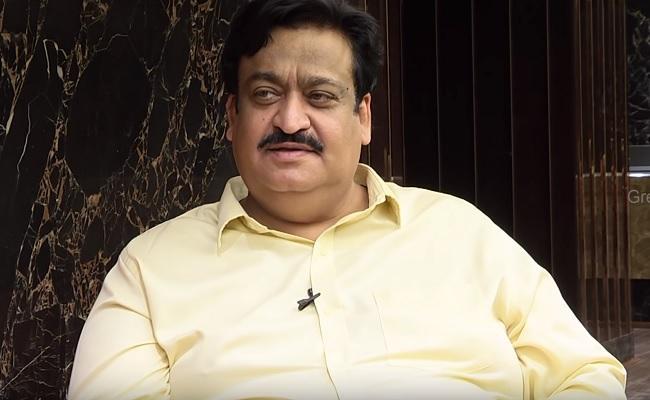 Asian Sunil Narang Suffers Heart Stroke