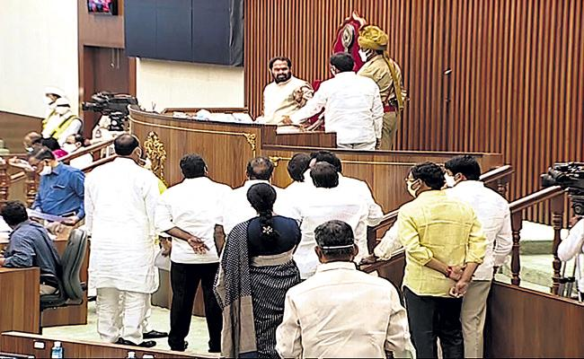 TDP Attack On Marshals Referred To Ethics Panel