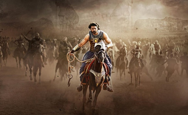 Prabhas shares never-before-seen pic from 'Baahubali'