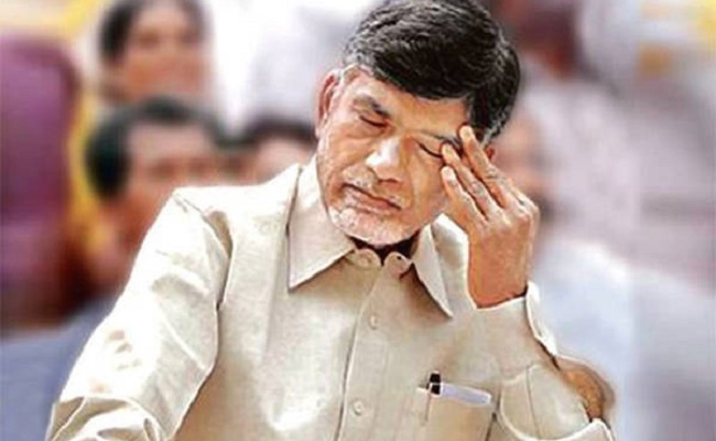 Chandrababu Naidu Scores A Miserable 6%