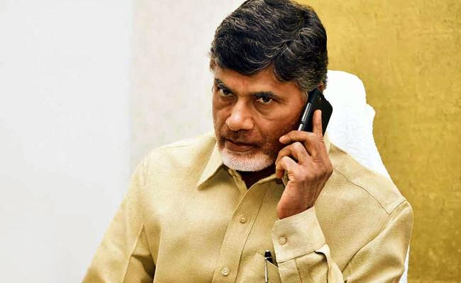 Shock To CBN - TDP Leaders' Phones Switched Off