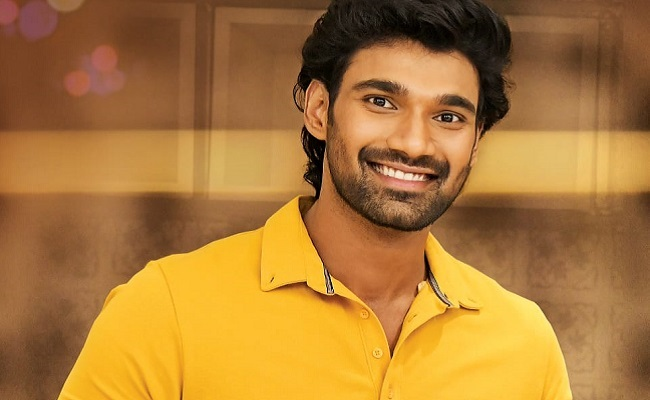 I Didn't Rehearse For The First Time: Bellamkonda