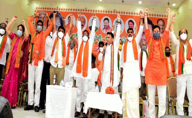 Can BJP Repeat Dubbak Show In Tirupati?
