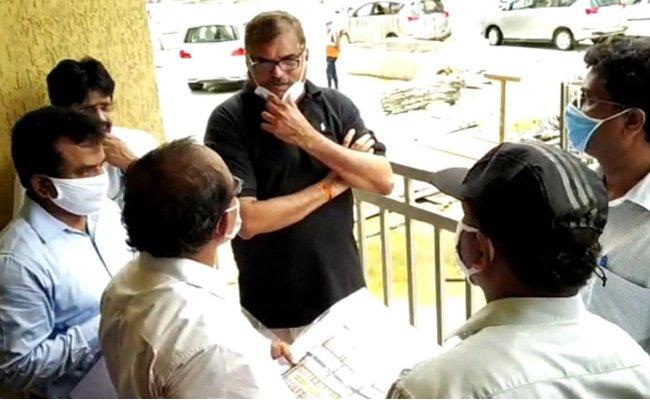 Botsa Inspects Stalled Amaravati Works: What's Up?