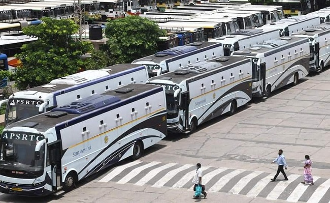RTC Buses Between Andhra, Telangana Shortly?