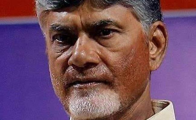 Chandrababu Talks Like Sacrificing Star Sunisith