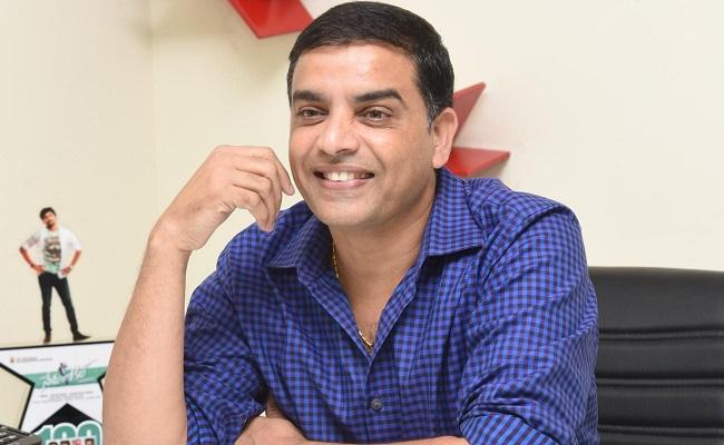 Dil Raju's Successors Involving In Business