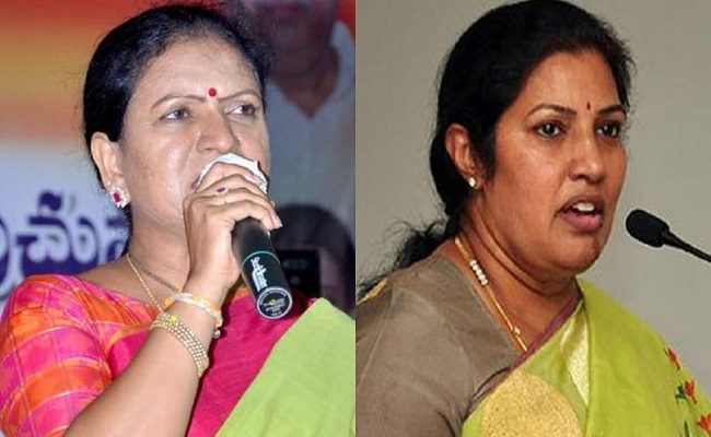 Two women from Telugu states make it to Nadda's team
