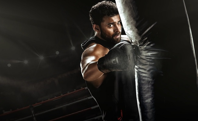 Ghani Motion Poster: Varun Tej Packs A Punch!