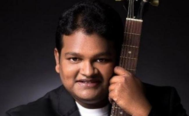 Ghibran Signs a New Telugu Film After Saaho