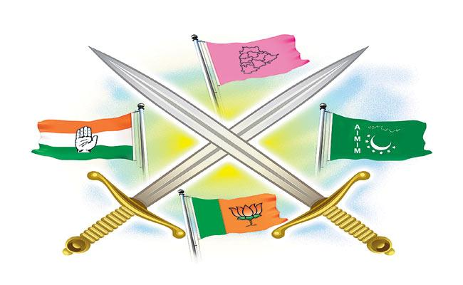 Spotlight: Who Will Win The GHMC Elections?