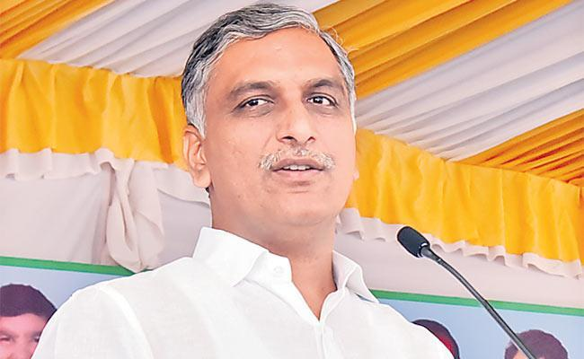 Harish Rao to be TRS working president?