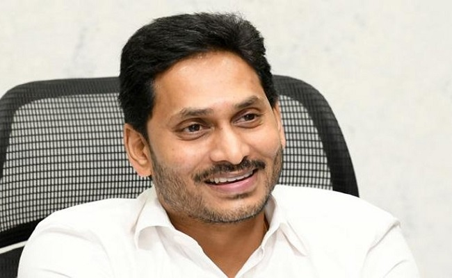 Jagan lays foundation for fishing harbours, hubs