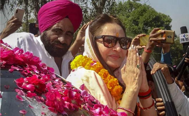 Drug Issue: Jaya Prada Slams Jaya Bachchan