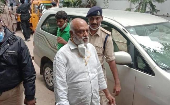J C Prabhakar Reddy Arrested Again