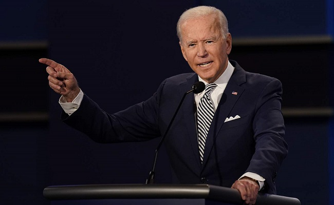 US Covid-19 catastrophe is Biden's problem now
