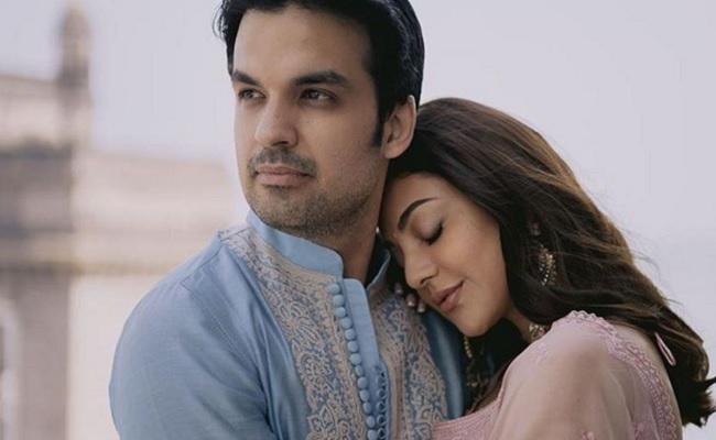 Kajal Drops the Idea of Wedding Reception!