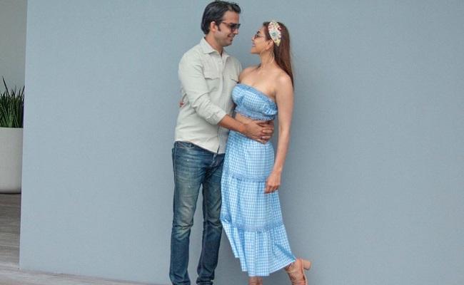 Kajal Lights Up Social Media with Honeymoon Pics