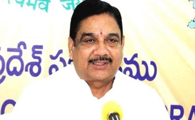 Kala Venkat Rao eyeing BJP?