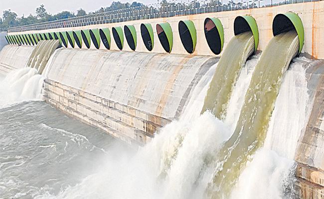 Kaleshwaram built without environmental clearance?