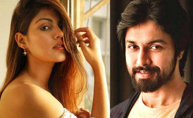 Rhea Chakraborty's Issue: Megastar's Alludu Angle