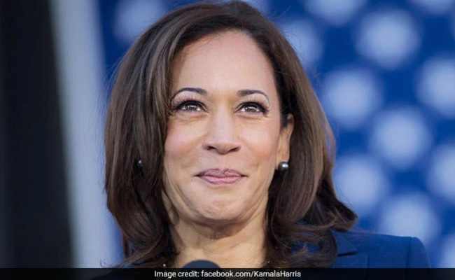 Kamala Harris Named As Joe Biden's Running Mate