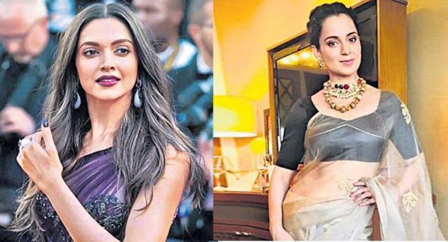 Kangana takes jibe at Deepika over alleged drug link