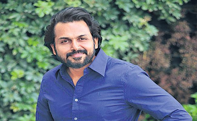 Actor Karthi Welcomes Second Child