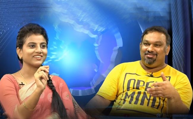 Mahesh Kathi: 'I Told My Wife To Be Independent'