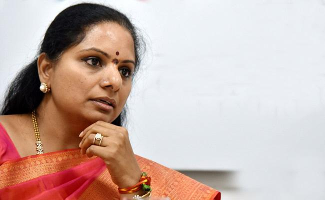 Kavitha Back In Action In Public!