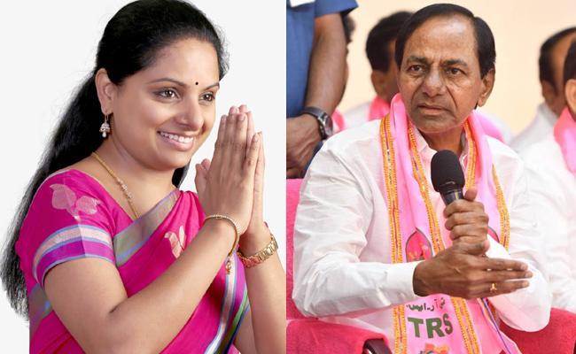 Kavitha In KCR Cabinet Shortly?
