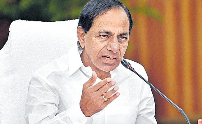 KCR fires at Modi for denying GST benefits