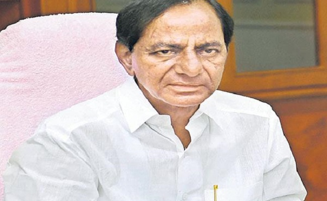 KCR: Hold competitive exams in regional languages