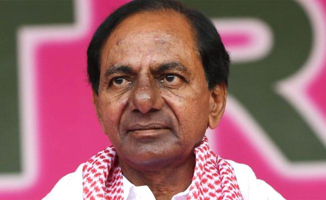 KCR surrenders to Modi once more!