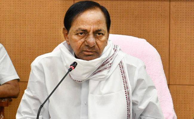KCR's national party: Height of kite flying!