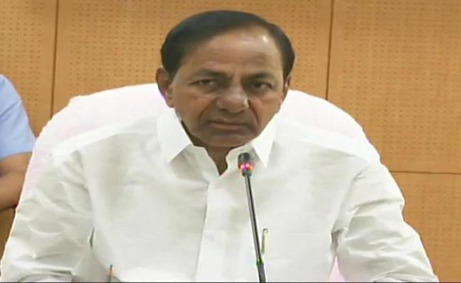 Why did KCR allow private hospitals for Corona treatment?