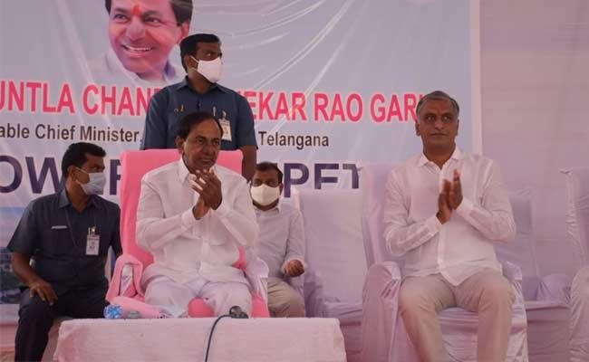 KCR hints at possibility of second international airport