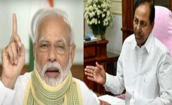 No More Lockdowns Please, KCR Tells PM