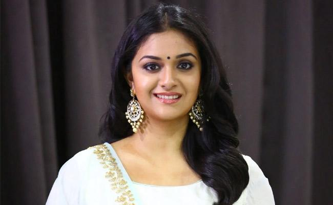 Keerthy Suresh Locked for Sarkaru Vaari Paata?