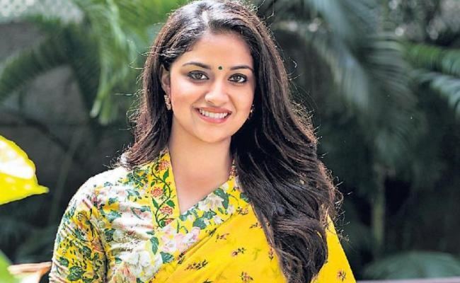 Keerthy Suresh A Safe Bet For Producers!