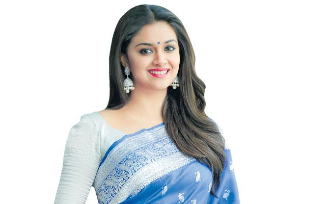 Keerthy to Shoot with Two Superstars